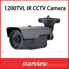 1200tvl impermeable IR CCTV Bullet cámara de seguridad