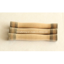 Fly Fishing Rod Full Wells Cork Grip with Burled Cork Trim
