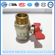 Brass Ball Valve Dn15 Pn30 in High Quality Material