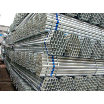 Bs 1387 ASTM Galvanised Square Pipe
