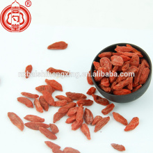 2015 Ningxia Goji Berry Ingredientes alimentares