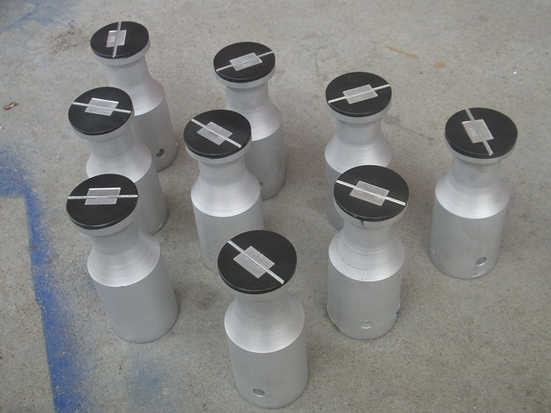 ultrasonic plastic welding horns