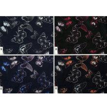 100% полиэфирная трикотажная тканевая подкладка для одежды