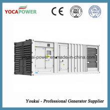 20FT Контейнер Cummins 400кВт / 500кВА Звукоизоляционный дизельный генератор