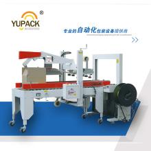 Machine à tapis automatique Yupack avec machine à cercler