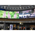 SMD2121 Indoor Curved LED Display