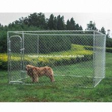 Chain Link Metal Dog Питомники