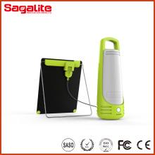 18650 Alta Qualidade Li Bateria Portátil LED Iluminação Solar