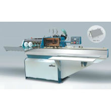 DQ440C Semi-auto Saddle Stitching Machine