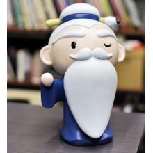 ICTI Customized Souvenir Weihnachtsgeschenk Aktion PVC-Figur Puppe Spielzeug