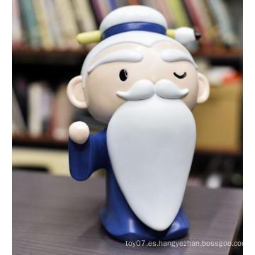 ICTI personalizado recuerdo de Navidad de regalo de acción de PVC muñeca figura juguetes