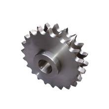 Roda dentada de aço carbono padrão de fábrica de Zhongda