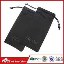 Werbeartikel Hot Stamping Logo Microfiber Sonnenbrille Tasche