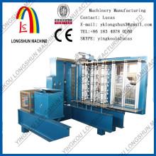 Rodillo de la hoja del arco que forma la máquina, máquina de balanceo de la azotea del arco