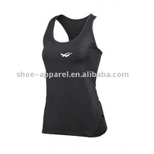 2014 Wholesale high quality gym top for women,fitness vest