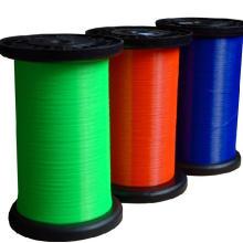 Fil en nylon de fil mono de nylon pour le monofilament en nylon de tricotage de chaîne