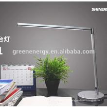 Dimmable pliant bureau lumière vente chaude assez simple style 7 w haute puissance tactile interrupteur lampe de table pour manucure