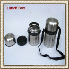 Boîte à Lunch inox / récipient de nourriture (CL1C-J075G)