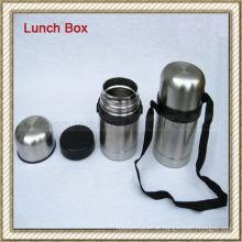 Caixa de aço inoxidável almoço / recipiente de alimento (CL1C-J075G)