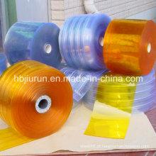 Cortina das tiras do vinil do PVC da espessura de 3mm