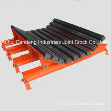 Patent High-Performance Impact Cradle Bed for Belt Conveyor