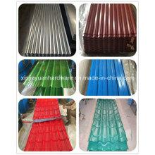 Gute Qualität und niedriger Preis von verzinktem Stahlblech