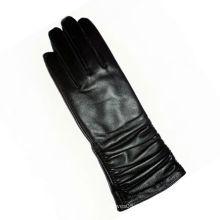 2016 productos promocionales guantes de cuero largos