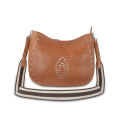 Cross Body Hobo Sling Bag Bolso vegano para mujer