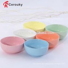 Großhandel billig Keramik Schüssel