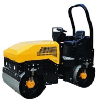 Low Price New Double Drum Road Roller