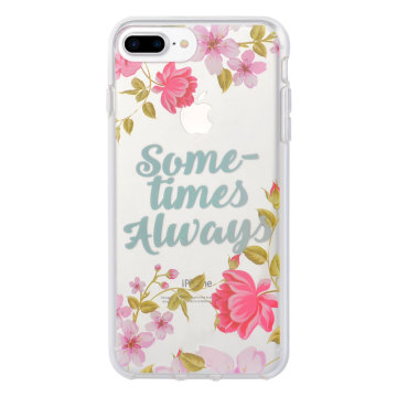 In Mold decoration iphone 7 plus phone case