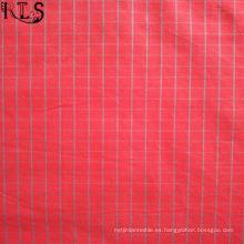 Tela teñida hilado del popelín del algodón 100% para las camisas / el vestido Rlsc50-30