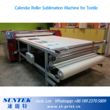 Calendar Sublimation Machine for Fabric, Jersey