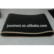 ceintures sans couture de ptfe enduit de fibre de verre