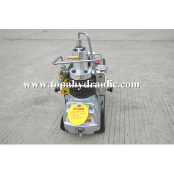 4500psi electric auto pcp airguns 300 bar compressor