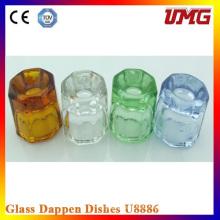 Dental Supplies Glass Dappen Dishes