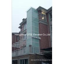 OTSE pequeño ascensor de casa para 320kg 4 persona