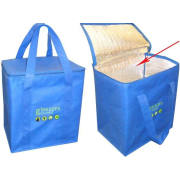 Non Woven Cooler Bag with Long Time Maintain The Temperature, Keep Food Cool & Warm, Widely Used for Picnic, Travel and Other Outdoor Activities.
