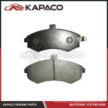 Brake Pad Set D941 58101-2DA40 para Hyundai Elantra