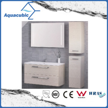 Wall Mount Bathroom Vanity Cabinet in White Finish (ACF8921)