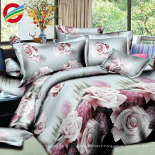 home textile 100% Cotton 3d printing bedding sheets