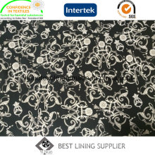 2016 New 100% Polyester Print Lining