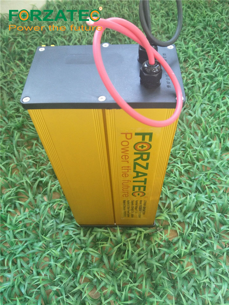 12V60AH NMC Lithium-ion Battery