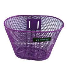 Good Quality Steel Bicycle Basket for Bike (HBK-128)
