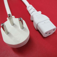 Israel Power Cord with IEC C13