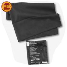 Atacado microfibra camurça esporte suor toalha com saco e envoltório banda