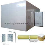 Polyurethane Freezer Room for Meat Storage with Fire Resistance (DC)