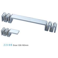 Muebles Accesorios Mango de gabinete de aleación de zinc (22108)