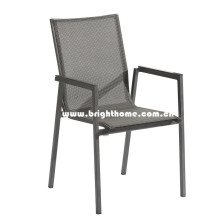 Hot Sale Alumínio Textilene Outdoor Chair