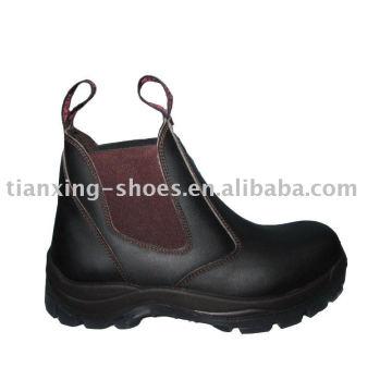 botas laterales elásticas